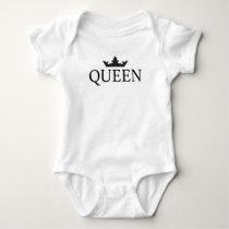 Baby Body Royal Family Queen Baby Bodysuit