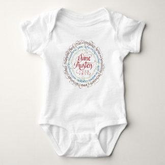 Baby Bodysuit - Jane Austen Period Dramas