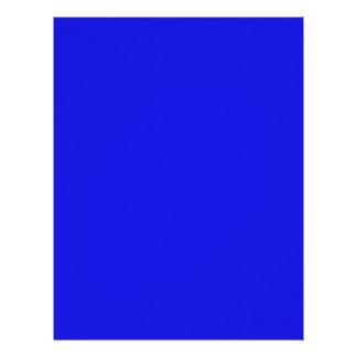 BABY BONNET BLUE (solid color) ~ Letterhead