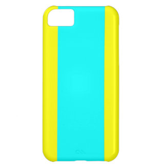 Baby Boo Neon Blue Cover For iPhone 5C