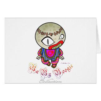 Baby Boogie - Clowny Card