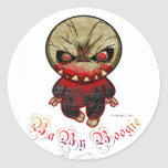 Baby Boogie - Monster Spike Stickers