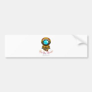 Baby Boogie - Steam Diver Bumper Sticker