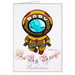 Baby Boogie - Steam Diver Card