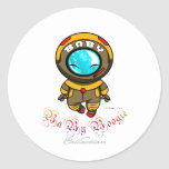 Baby Boogie - Steam Diver Sticker