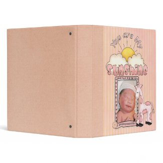 baby book binder