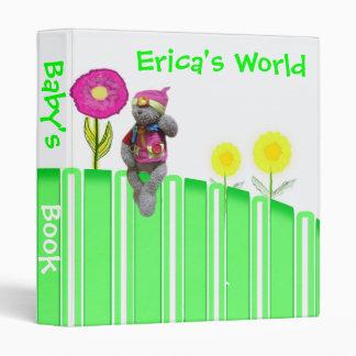 Baby Book Binder 3