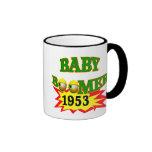 Baby Boomer Birthday Gifts Mug