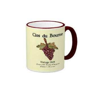 Baby Boomer Gifts, Vintage 1949 Ringer Mug