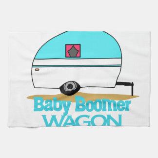 Baby Boomer Kitchen Towel