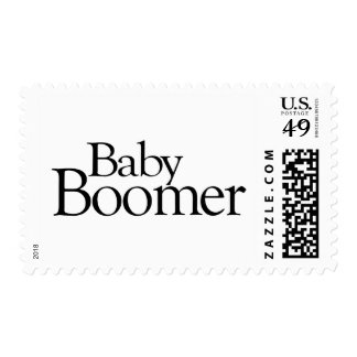 Baby Boomer Postage