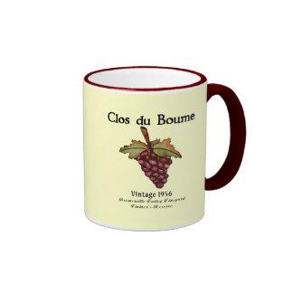 Baby Boomer, Vintage 1956 Ringer Coffee Mug