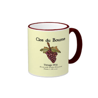 Baby Boomer, Vintage 1956 Ringer Mug