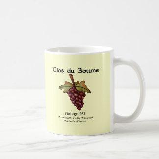 Baby Boomer, Vintage 1957 Classic White Coffee Mug
