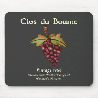 Baby Boomer, Vintage 1960 Mouse Pad