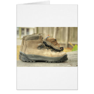 Baby Boots Card