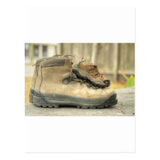 Baby Boots Postcard