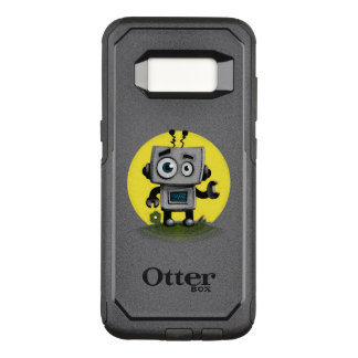 Baby Bot OtterBox Commuter Samsung Galaxy S8 Case