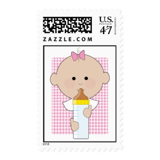Baby Bottle Girl Postage