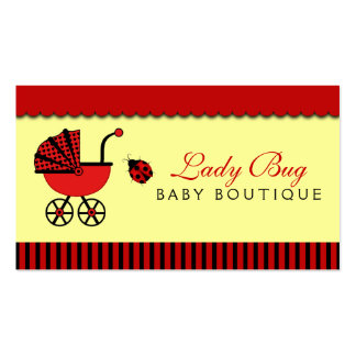 Baby Boutique Babies Store Baby Shop Business Card Business Card Template