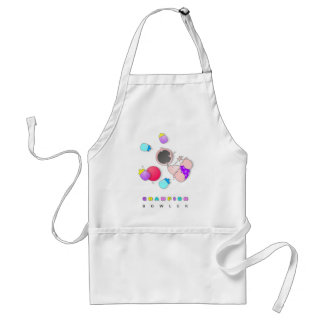 Baby Bowler 01 Adult Apron