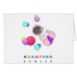 Baby Bowler 01 Card