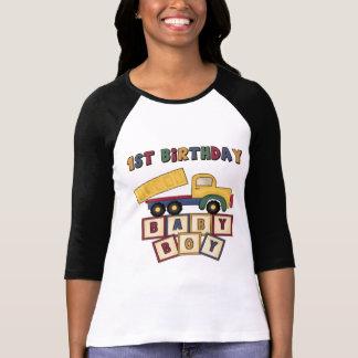 Baby Boy 1st Birthday Shirts