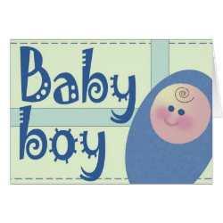 Personalized Baby Announcements Announce Your New Baby Boy Girl - Boy announcement