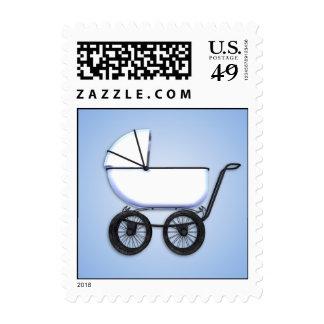 Baby Boy Buggy Postage