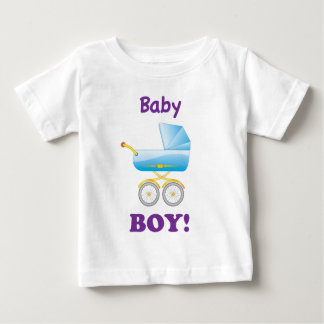 baby boy carriage baby T-Shirt
