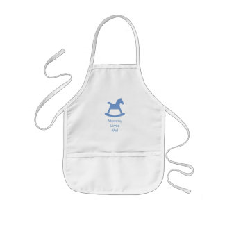 Baby Boy Collection Kids' Apron