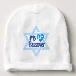 Baby Boy First Passover Beanie First Passover Hat