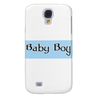Baby-Boy-Logo Galaxy S4 Covers