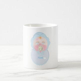 Baby boy Mug by ORDesigns.
