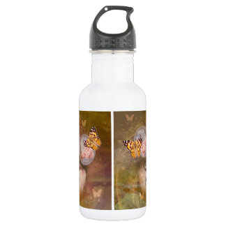 Baby boy or girl twins 18oz water bottle