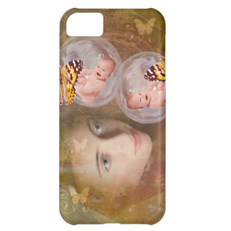Baby boy or girl twins iPhone 5C case