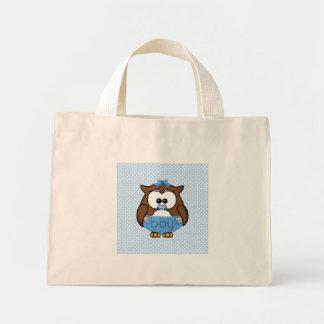 baby boy owl bags