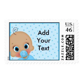 Baby Boy Postage
