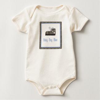 Baby Boy Shoe Baby Bodysuit