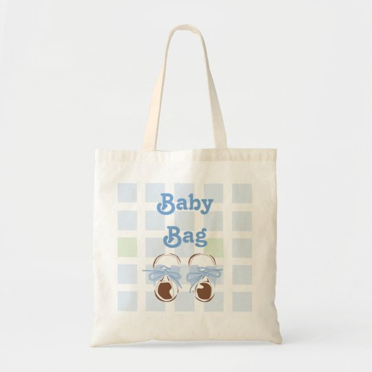 Baby Boy Shoe Bag