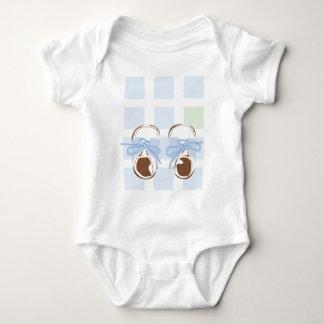 Baby Boy Shoe Onsie Tee Shirt