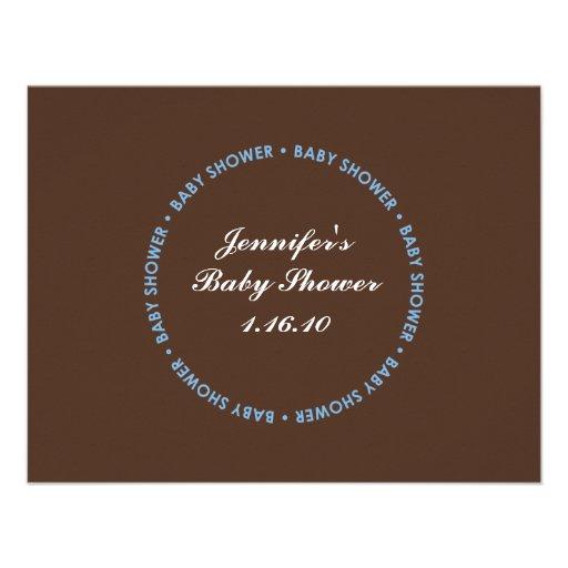 Shower Invitations Baby as good invitation design