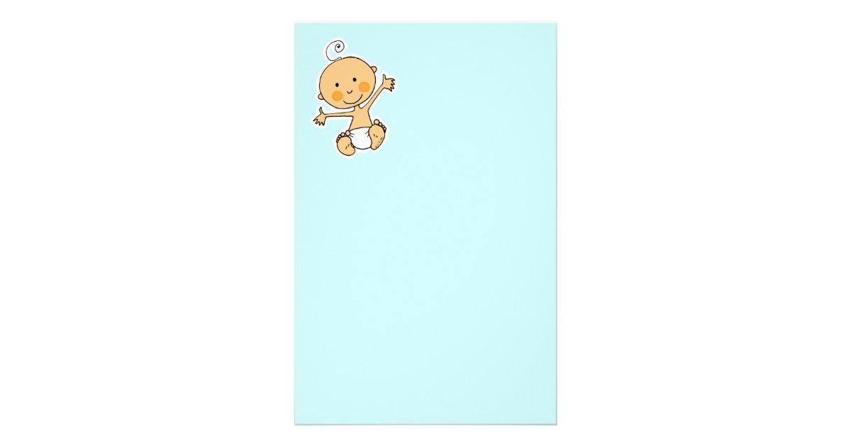 Baby Boy Stationery Zazzle Com