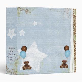 baby boy scrapbook album gifts on zazzle