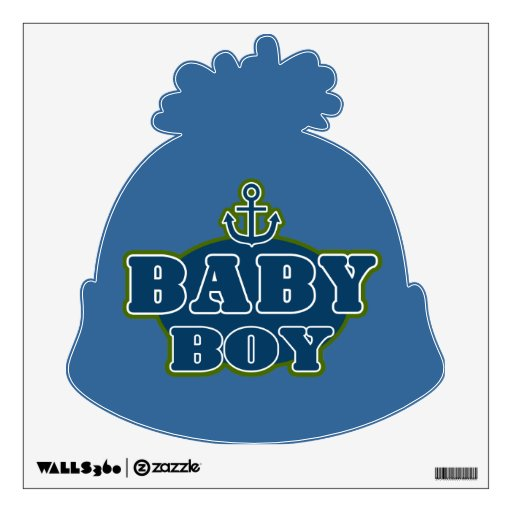 Baby Boy Wall Graphic