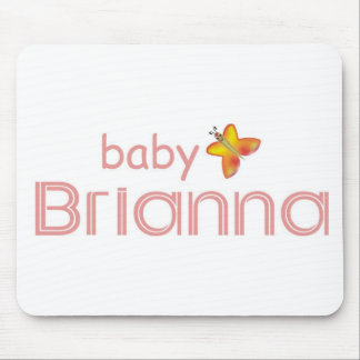 Baby Brianna Mouse Pad