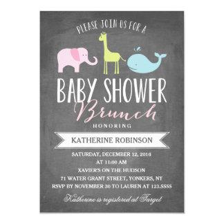 Brunch Baby Shower Invitations & Announcements | Zazzle