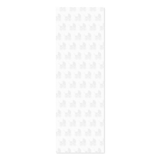 Baby Buggy Bookmark Mini Business Card