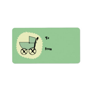 Baby Buggy Labels
