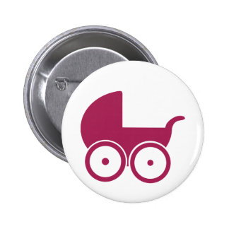 Baby buggy pins